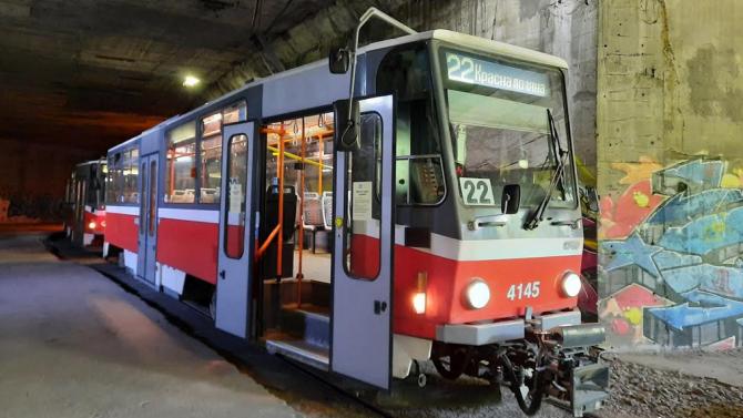 Слепите получават по-достъпен градски транспорт благодарение на иновация, която вече е реализирана по трамвайна линия 22