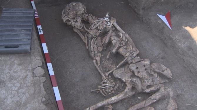 Исполини са обитавали Добруджа преди 5000 години