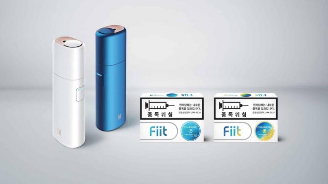 Филип Морис Интернешънъл пуска бездимен продукт на KT&G в Русия