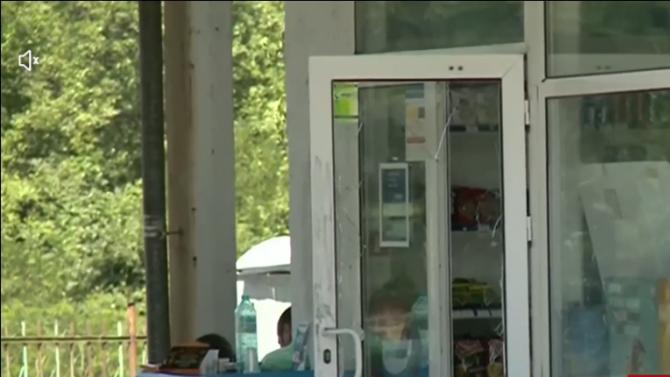 Обраха бензиностанция край Бобов дол. Кражбата е извършена в 05.00