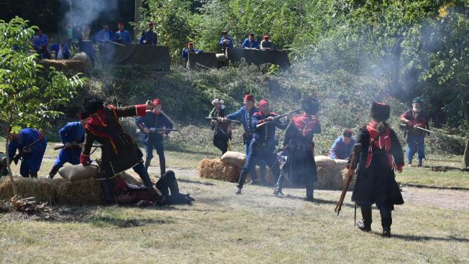 В Ловеч оживя битката за града преди 143 години
