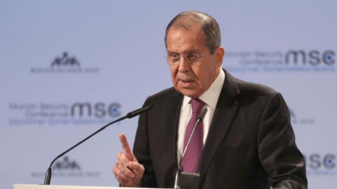 Лавров: Русия е заинтересована от сътрудничество с Китай за внедряване на 5G