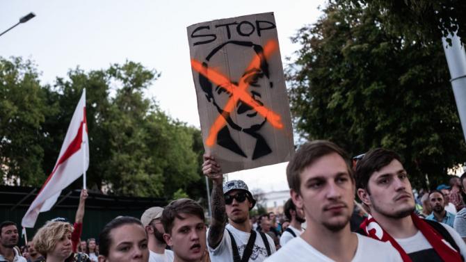 Лавров: Беларуските опозиционери, заминали на Запад, искат кръвопролитие