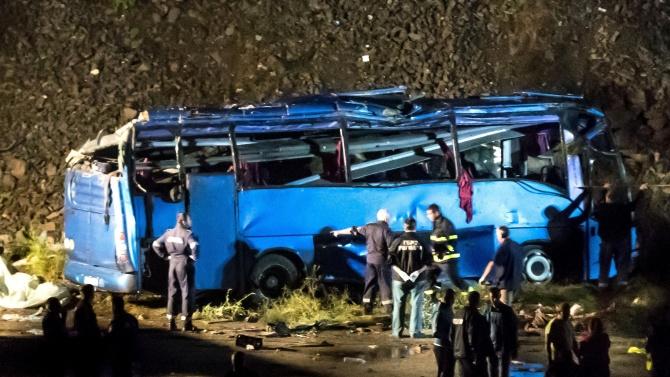 Тъжна годишнина от трагичната катастрофата край Своге