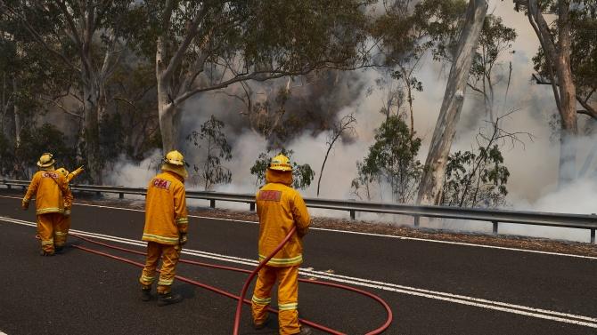 Горските пожарите, избухнали в Северна Калифорния продължават да се разрастват