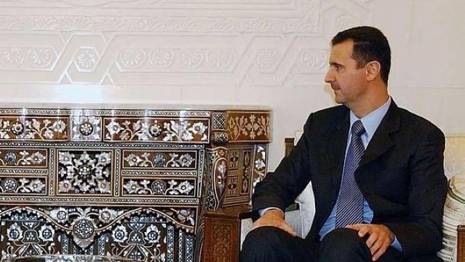 Башар Асад възложи на Хусейн Арнус да състави новото правителство