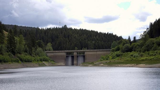 """Към язовир """"Жребчево"""" от язовир """"Копринка"""" са били подадени 10 млн. куб. метра вода"""