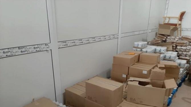 БЧК дари 200 пакета с храни за нуждаещи се в Смолян