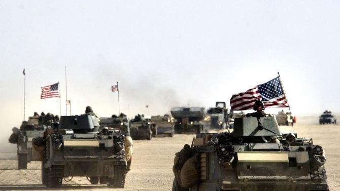 """Малък брой американски войници са били ранени """"при взаимодействие"""" с"""