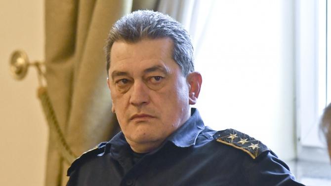 Гл. ком. Николов обясни за извънредния среднощен брифинг за Чернобил през април