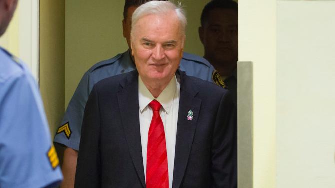 Работих честно и законно, заяви Ратко Младич пред Трибунала в Хага