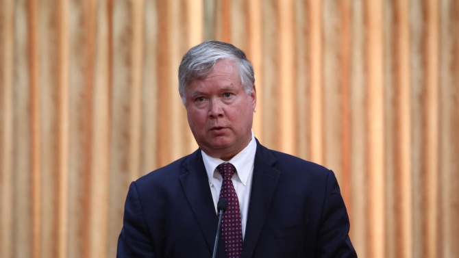 САЩ подкрепят усилията на Украйна за реформи, каза в Киев високопоставен американски дипломат