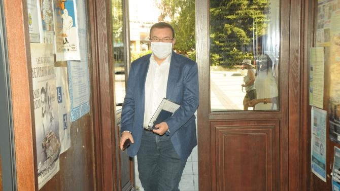 Министър Ангелов е на посещение в Стара Загора
