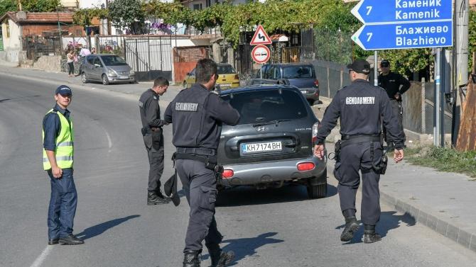 Четирима души са задържани при няколко спецоперации на територията на