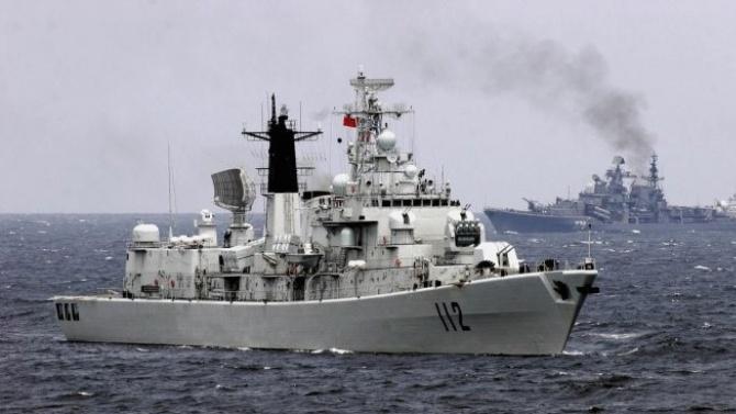 Руските военноморски сили са провели големи учения близо до Аляска