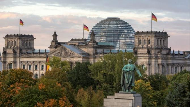 Крайнодесни екстремисти опитаха да влязат в германския парламент след протест