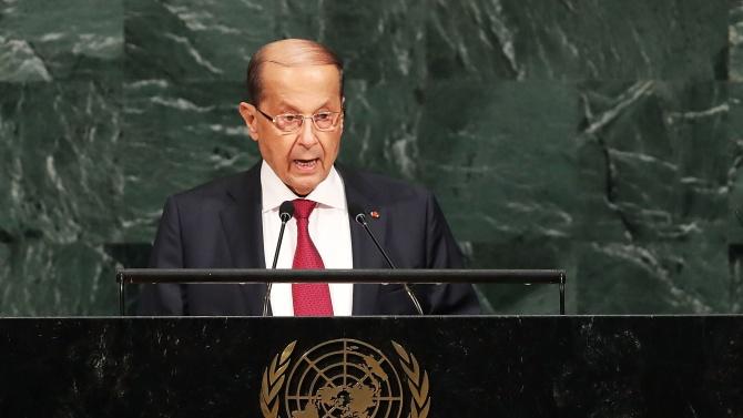 Ливанският президент: Време е за промяна!
