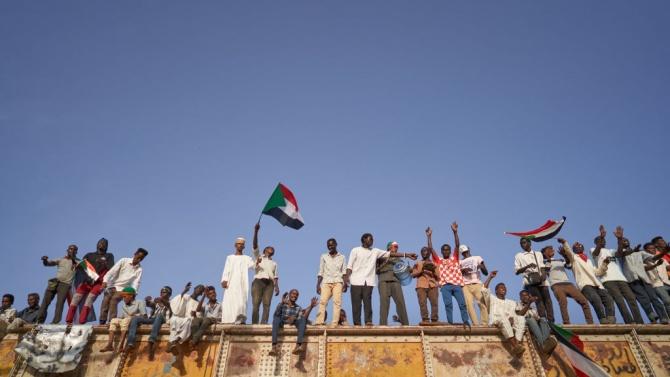 Историческо споразумение между правителството и бунтовниците в Судан