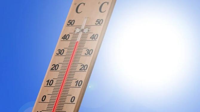 Температурен рекорд в Ловеч
