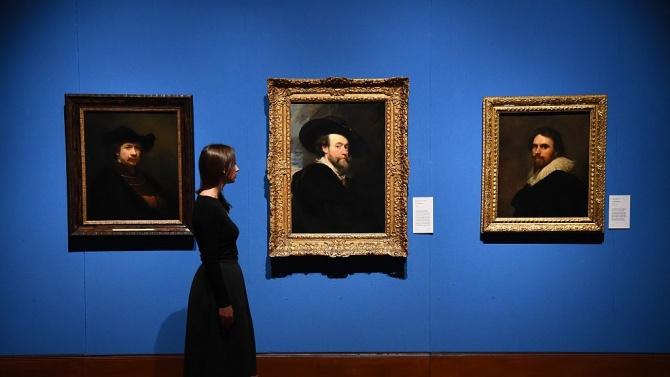 Картина, престояла в мазе 40 г., се оказа от Рембранд, а не фалшификат