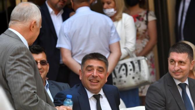 С подпис на Данаил Кирилов се увеличава съставът на съдебната охрана