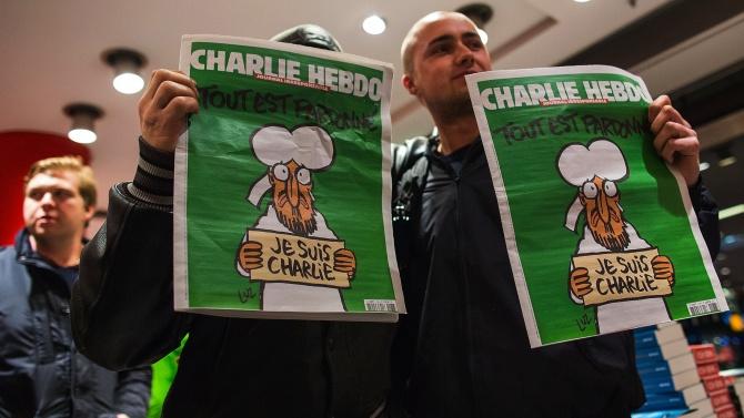 """Пет години след атаката срещу """"Шарли ебдо"""" в Европа и Франция многолика заплаха"""