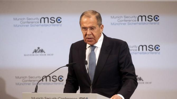 Сергей Лавров: Русия осъжда външния натиск върху Беларус