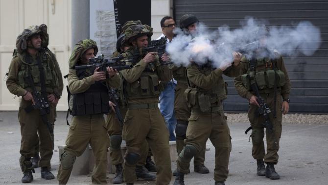 Палестинец нападна израелци. Раниха го