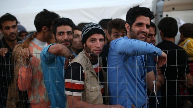 Първи случай на коронавирус в бежански лагер в Гърция
