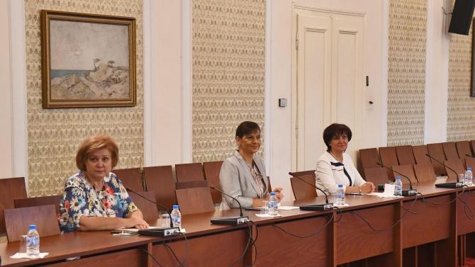 ГЕРБ внесоха в парламента проектите за нова Конституция и ВНС