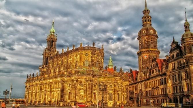 Разследващи са намерили следа от крадците, ограбили музея в Дрезден