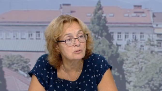 Румяна Коларова: Когато се стигне до насилие, гражданите предпочитат възстановяване на реда