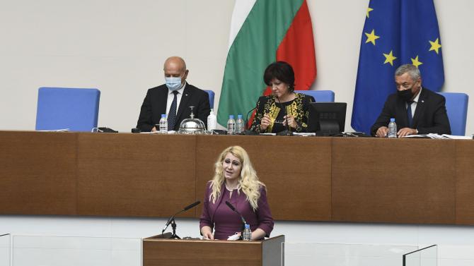 Официално! Десислава Ахладова е новият министър на правосъдието