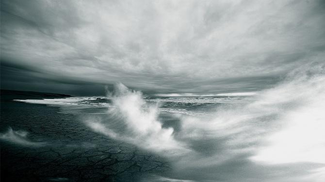 Тайфунът Хайшен се приближава към Япония