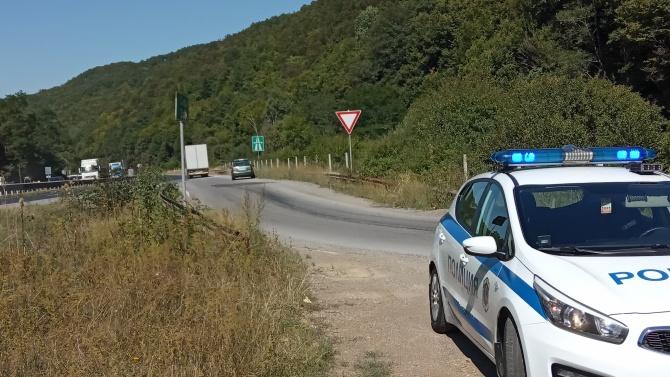 Засилено полицейско присъствие на пътя