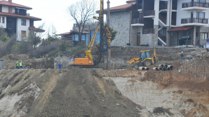 Фрапиращи случаи на презастрояване край Созопол