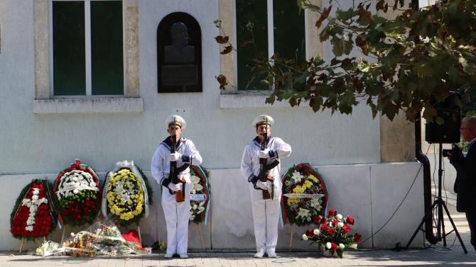 Варна отбеляза 135 години от Съединението