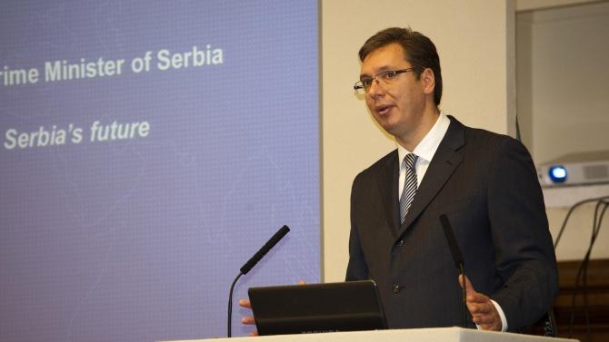 Лидерите на Сърбия и Косово: Искаме да продължим работата за нормализиране на отношенията ни