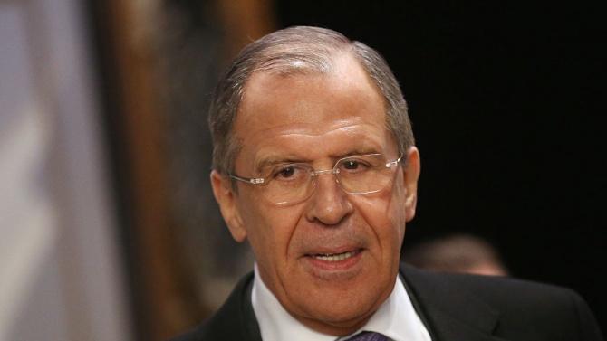 Сергей Лавров пристигна на първото си посещение в Сирия от избухването на гражданската война през 2012 г.