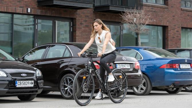Електрическият велосипед не е бъдещето. Той е настоящето