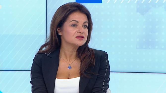 Росица Кирова: Разбрах от медиите, че съм отстранена от партията на Слави