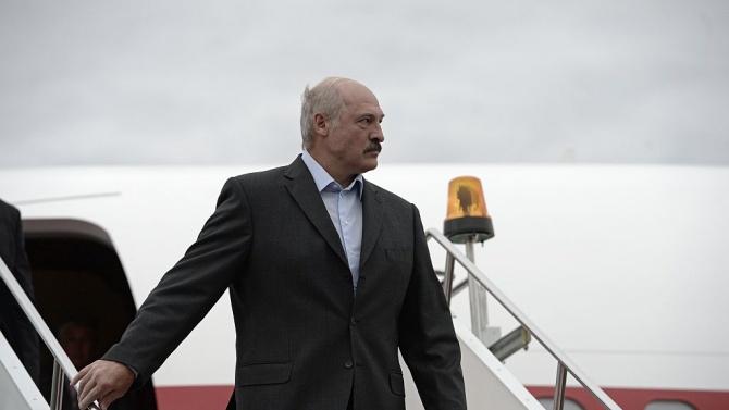 Лукашенко: Протестите в Беларус са с крайна цел Русия
