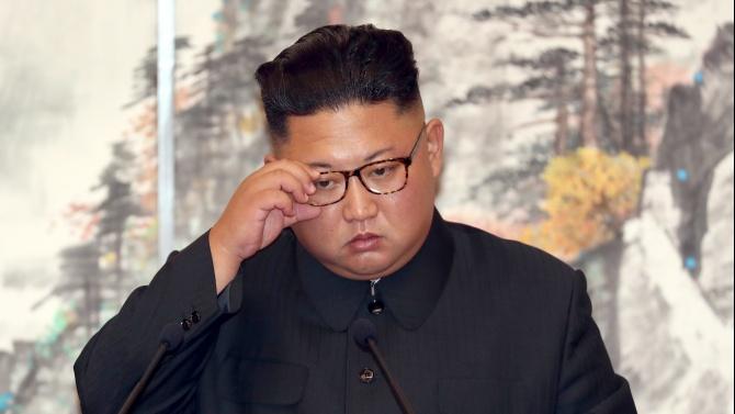 Ким Чен-ун иска иска бързо възстановяване на Северна Корея след тайфуна Майсак