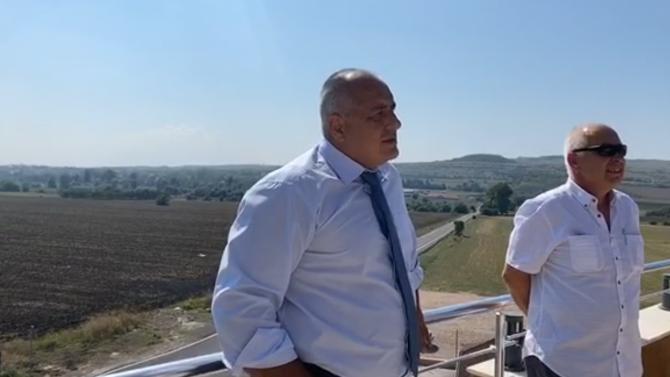 Борисов: Мафията иска да свали правителството, така че няма оставка!