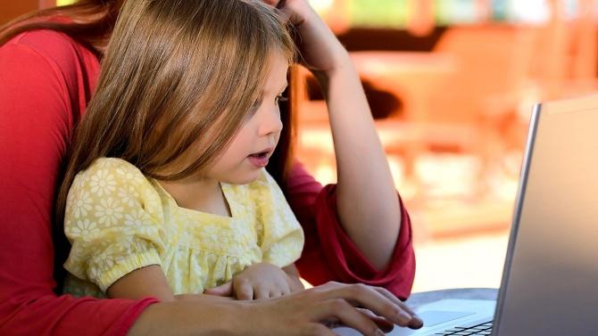 Дистанционна форма на обучение става задължителна и за детските градини