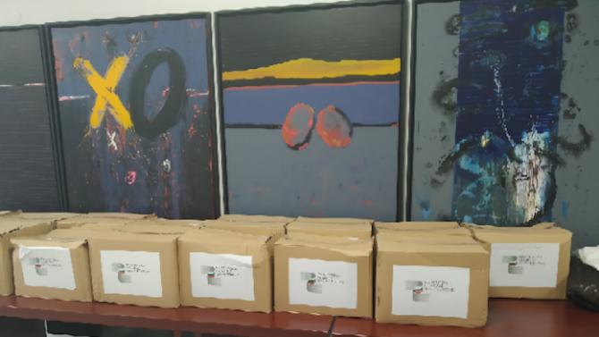 Хуманитарна помощ предоставихме на град Тетово