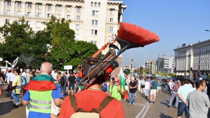 Политолог: Левицата е губеща от протестите