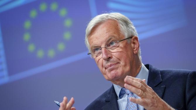 Барние: ЕС се готви за изтичане на преходния период след Брекзит без търговско споразумение