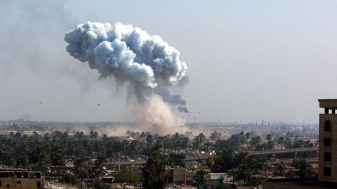 Взрив избухна в оръжеен склад в Йордания заради жегите