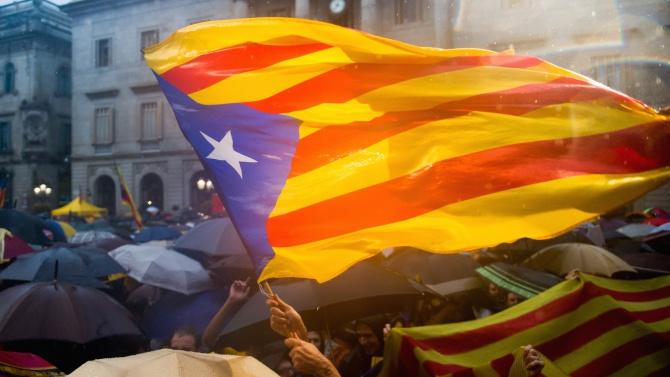 Протестиращи повредиха жп линии в Каталуния